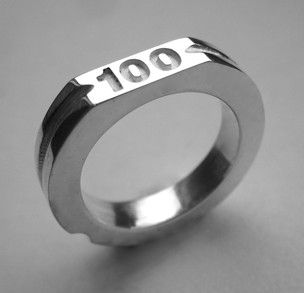 ID Masters Programme Centennial Ring